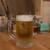 タイレストラン&オイスターバー トンファー - ドリンク写真:シンハーPremium生ビールジョッキ