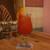 タイレストラン&オイスターバー トンファー - ドリンク写真:ブラッドオレンジジュース