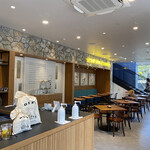 PEANUTS Cafe - 内観