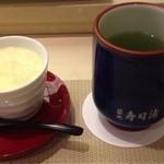 築地寿司清 - 茶碗蒸しがフワフワな感じでした。