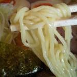 Ogikuborameneiryuuken - 麺アップ