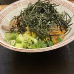 餃子楼おとど餃子食堂 - 油そば(^∇^)