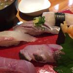 すし魚菜 かつまさ -