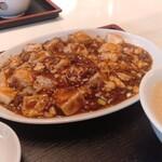 ジャスミン亭 - 麻婆豆腐