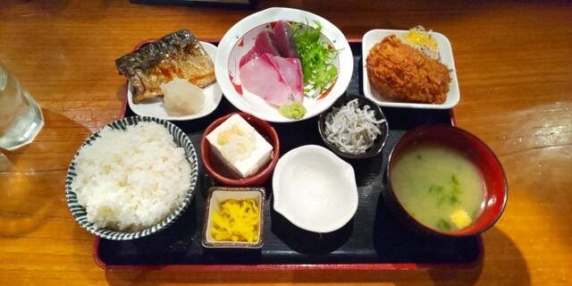 魚金五反田の料理の写真