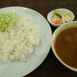 みみみ堂 - カレーランチ