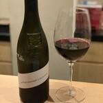 天ぷら 京星 - 赤ワイン