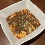 同源楼 - 麻婆豆腐。