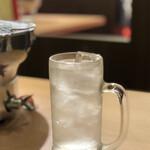 ホルモン酒場 永山 - こだわり酒場のレモンサワー