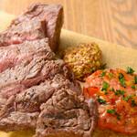 ナゴヤ ブッチャーズ - 牛ランプ肉