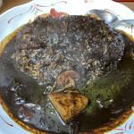 Rahoru - ブラック4辛カツカレー。