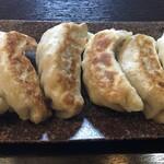 ダイリン - 料理写真:手作り餃子