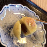 時雨亭 - お茶菓子 兼六の錦