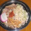 麺屋 花蔵 - 料理写真:期間限定煮干し油そば(大盛)