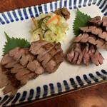 牛たん 仙台辺見 - 料理写真:ミックス牛たん盛り合わせ