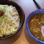 麺香房 ぶしや - 味噌つけ麺  850円