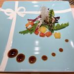 Ikebukurosushisora - ティファニーのアンサンブル             マグロステーキ