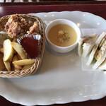 カフェ レスト アルファ - 料理写真: