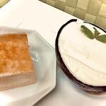 ブア・デ・タイ - お客様の声から生まれた、熱い・冷たいをセットで食べるデザートの逸品