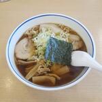 ラーメンの三平 - 料理写真:チャーシューメン 700円