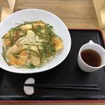 氷川うどん - 料理写真: