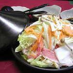 かんから - 豚と白菜のタジン鍋 550円