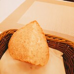 神田小川町 幻のイタリアン カンティーニ - 全粒粉の自家製パン