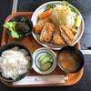 紙ふうせん - 料理写真:チーズカツ(ランチ)