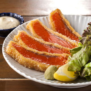 【こだわり食材②】ブランド鮭『銀王』