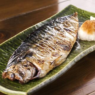 【こだわり食材③】越田商店の鯖文化干し