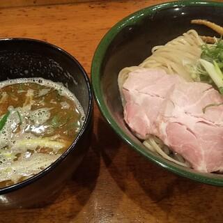 Clutch Hitter - 料理写真:和風鶏白湯つけ麺(350g)