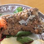 シーキャッスル - シーキャッスル(神奈川県鎌倉市長谷)鯖の燻製