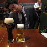 J'sベッカライ - 黒ビールを頼む「掲載許諾済み」