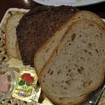 J'sベッカライ - パンの盛り合わせ