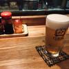 餃子 すぐるや - ドリンク写真:生ビール(600円)