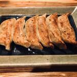 餃子 すぐるや - 焼餃子(600円)