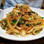 日本中華食堂 - 名物の台湾炒飯