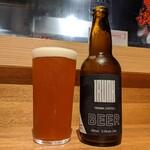 136715146 - トランクホテルのボトルビール