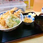 天ぷら てんちゃん - 特上天丼