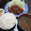 あたりや - 料理写真:とんてき定食(1200円)