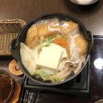 谷口屋 - 白鍋