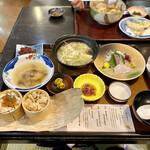 庄内庵 - 庄内美食和膳 ¥1400