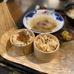 庄内庵 - 庄内美食和膳 ミニご飯