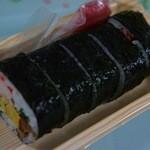 海老蔵 - 海老蔵巻525円 美味しい太巻きでした