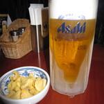 マドラス - 2020年の「生ビール」560円