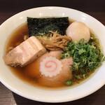 麺や 河野 - 料理写真:醤油味玉らーめん