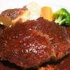UCHOUTEN - 料理写真:黒毛和牛のハンバーグ