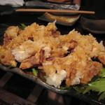 焼鶏 喝采 - 唐揚げおろしポン酢