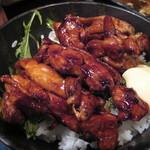 焼鶏 喝采 - 照り焼き丼