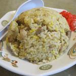 くるまやラーメン - 炒飯